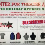 Just in time for the holidays – CTA Spirit Wear