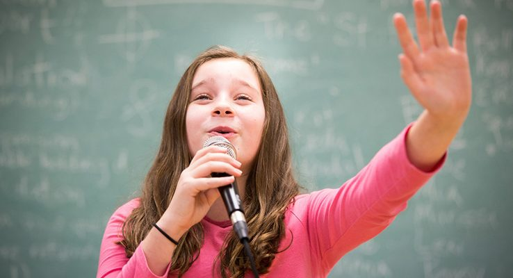 New Voice Students Ages 7 through High School!